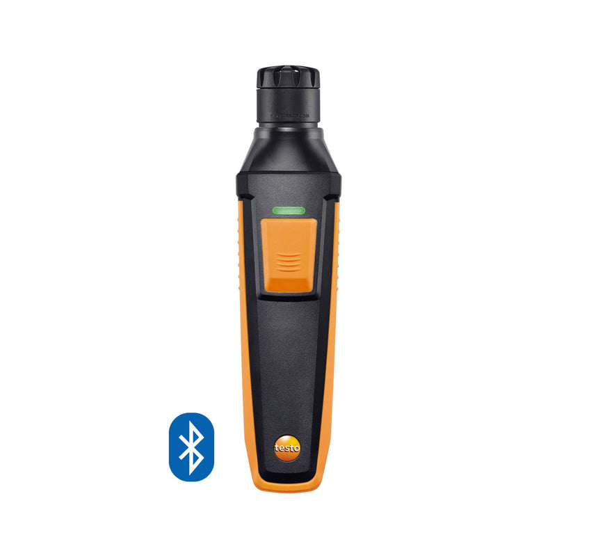 CO probe (digital) - with Bluetooth®