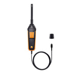 Humidity/temperature probe (digital) wired, Testo