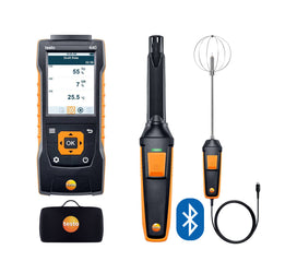 Indoor Comfort Combo Kit with Bluetooth®, Testo 440