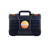 Service case for volume flow measurement, Testo