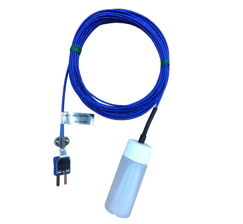 TS159 - Glycol filled temperature probe T type