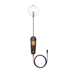 Turbulence probe (digital) wired, Testo