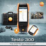 Longlife Gas Analyser, Testo 300
