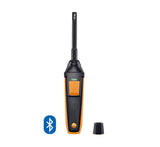 High-precision humidity/temperature probe (digital) - with Bluetooth®, Testo