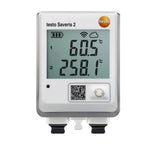 Wi-Fi Data logger with 2 Remote TC Temperature Probe Inputs, Testo Saveris 2-T3