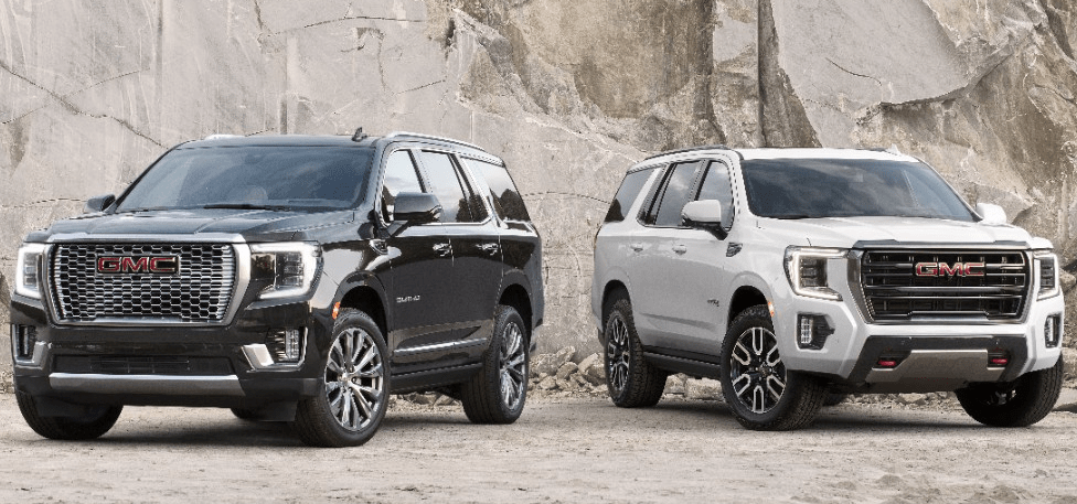 2021 GMC Yukon and Yukon XL Revealed