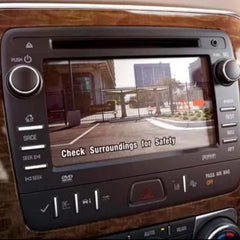 Buick Rear View Camera Programmer