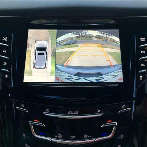 Cadillac Rear View Camera Programmer
