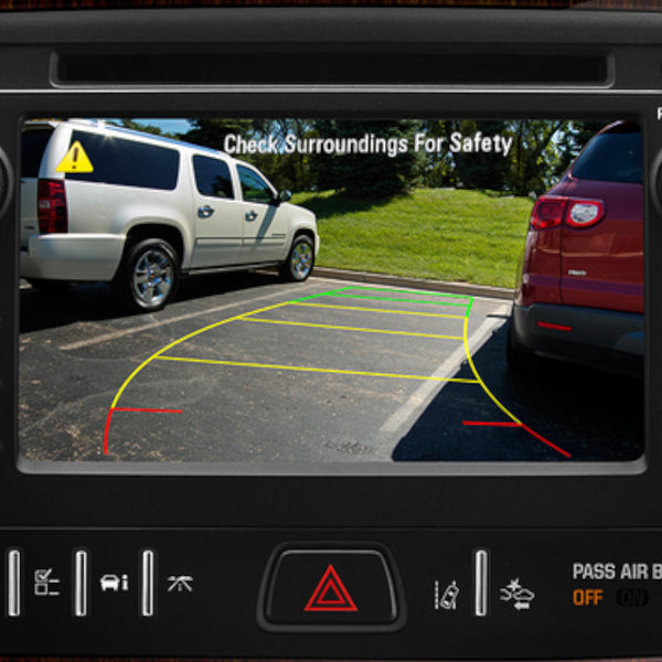 Chevrolet Rear View Camera Programmer