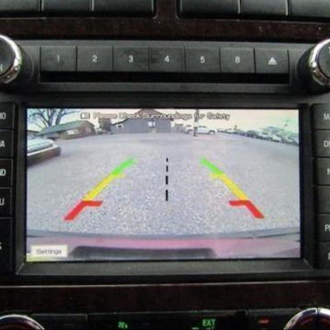 Ford Rear View Camera Programmer