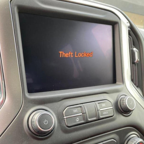 "General Motors VIN Clear ""Theft Unlock"" Programmer"