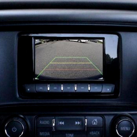GMC Rear View Camera Programmer