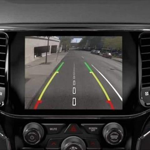 Jeep Rear View Camera Programmer