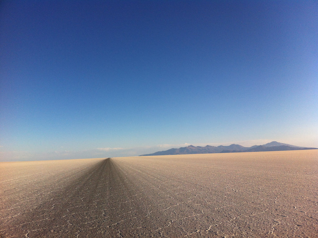 The Bumpy Road to Bolivia