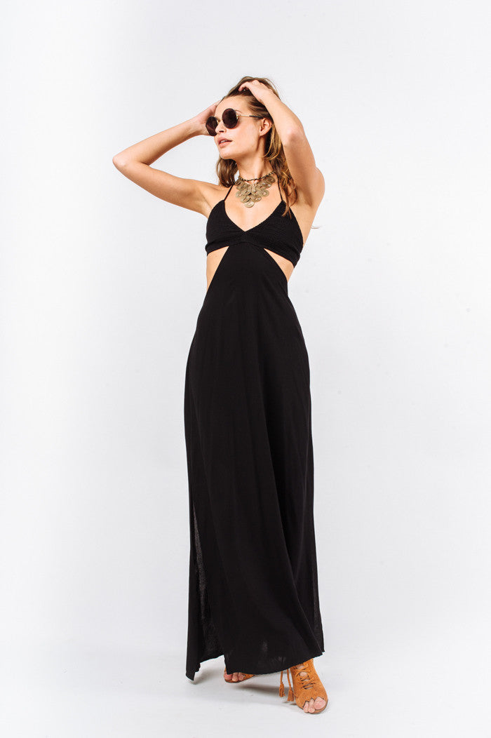 Blaze Dress in Black