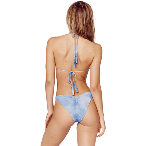 Desert Mirage One Piece in Denim (FINAL SALE)