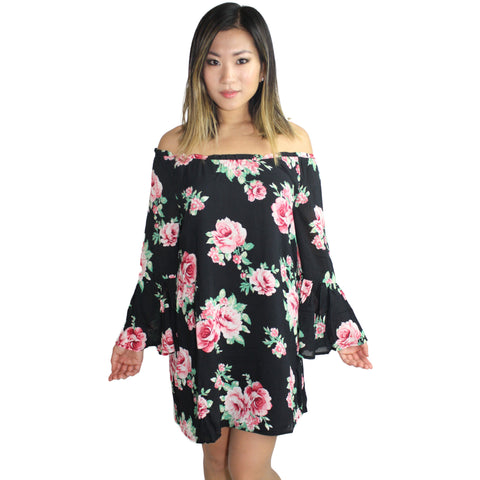 Tamara Off The Shoulder Dress