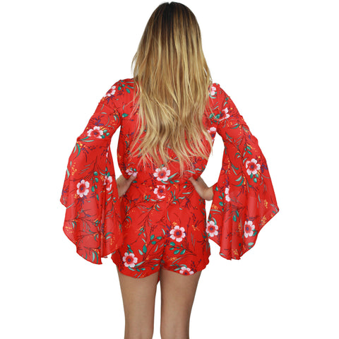 Hermosa Romper in Chili