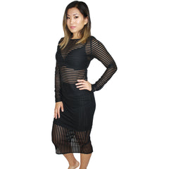 Bleeker Skirt in Black
