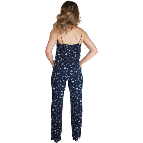 Ashley Floral Jumpsuit