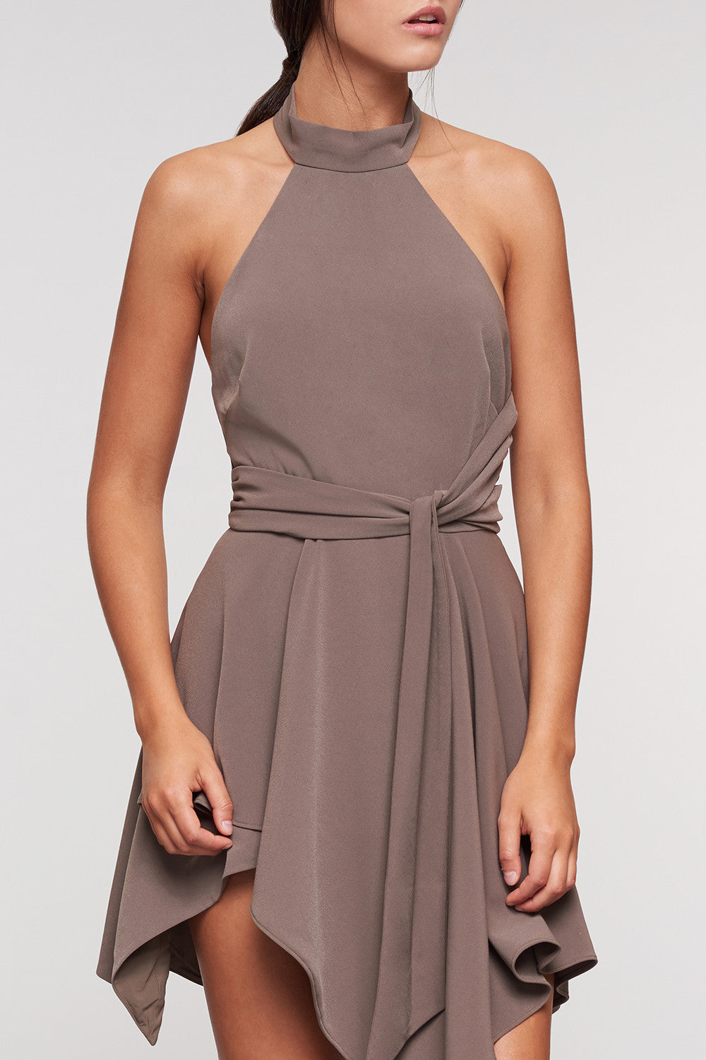 Leila Dress in Sage