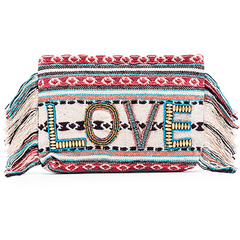 All You Need Is Love Clutch