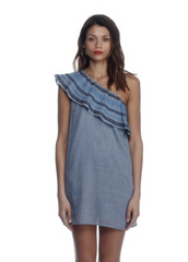 Bailey Dress in Marina