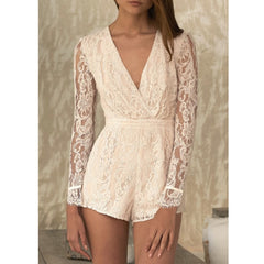 Voyage Romper in Blush