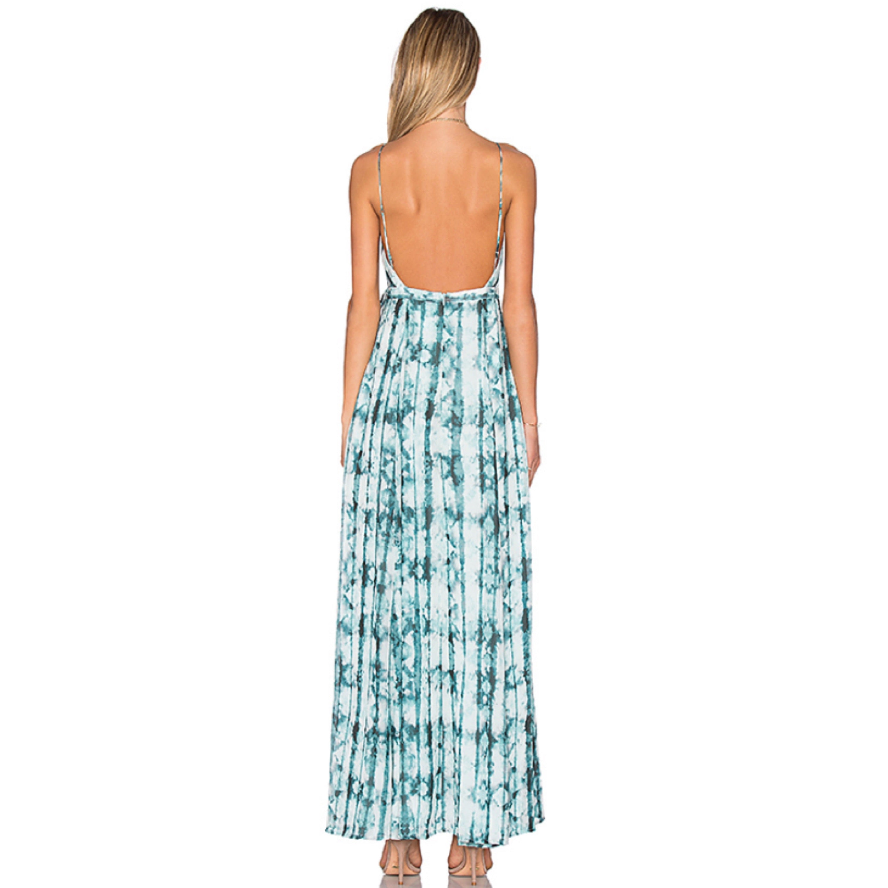 Serpiente Maxi Dress