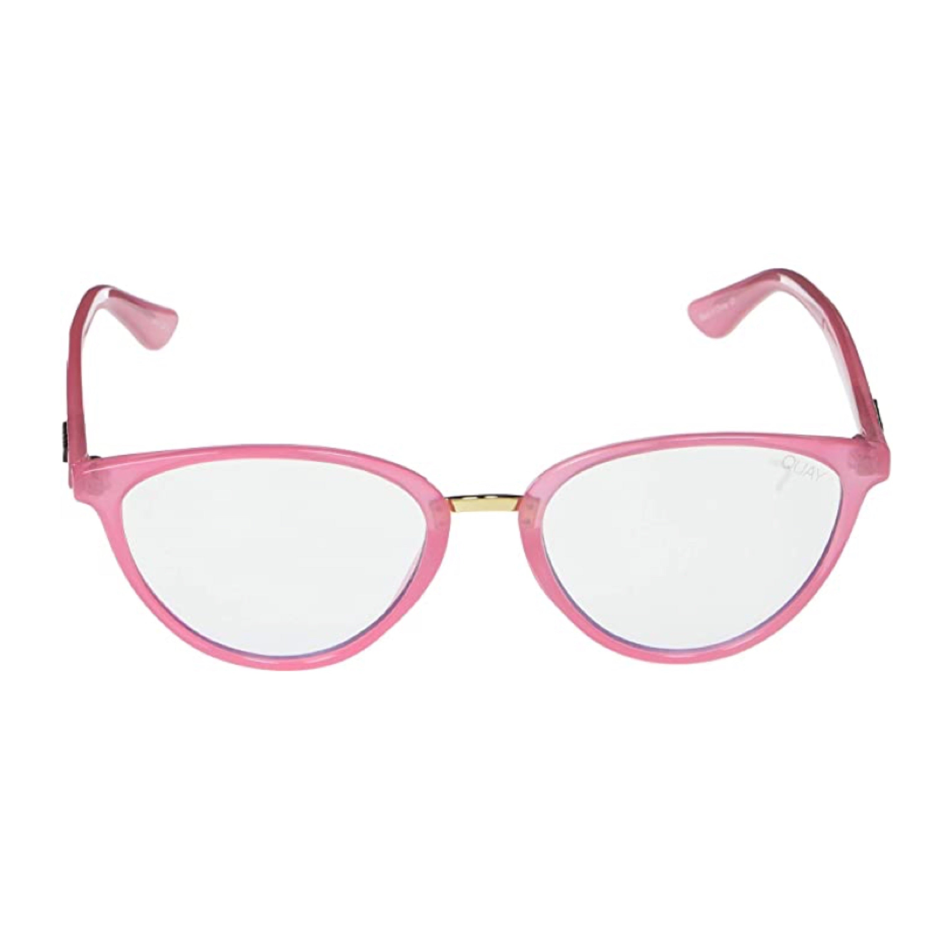 Rumours Light Pink Blue Light Blocking Glasses
