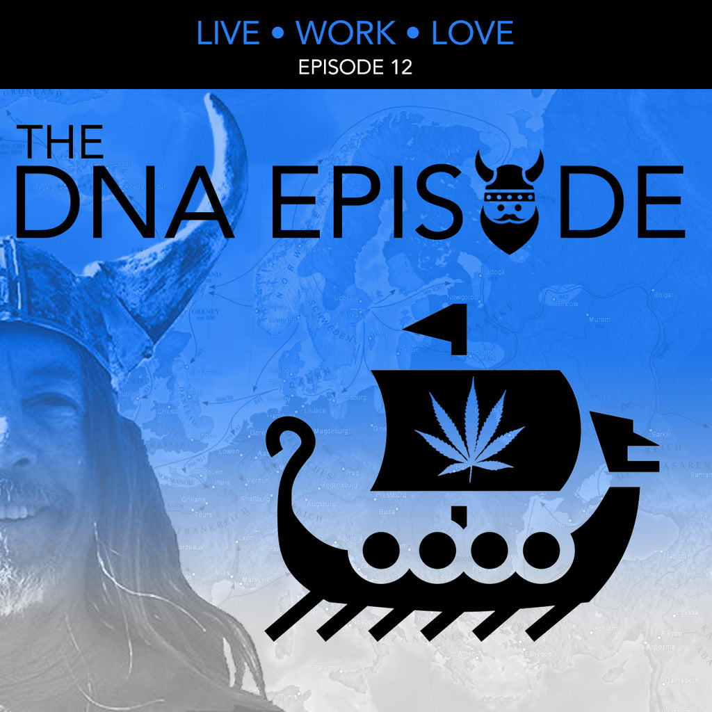 Live Work Love Episode 12: The DNA Episode