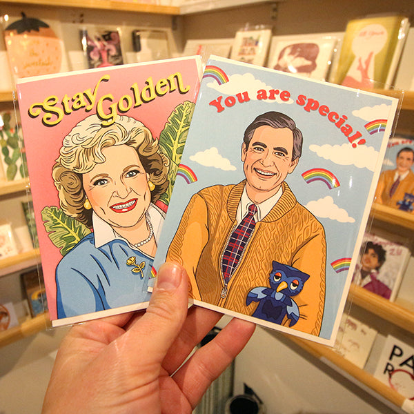 Betty White And Mr. Rogers Together At Last