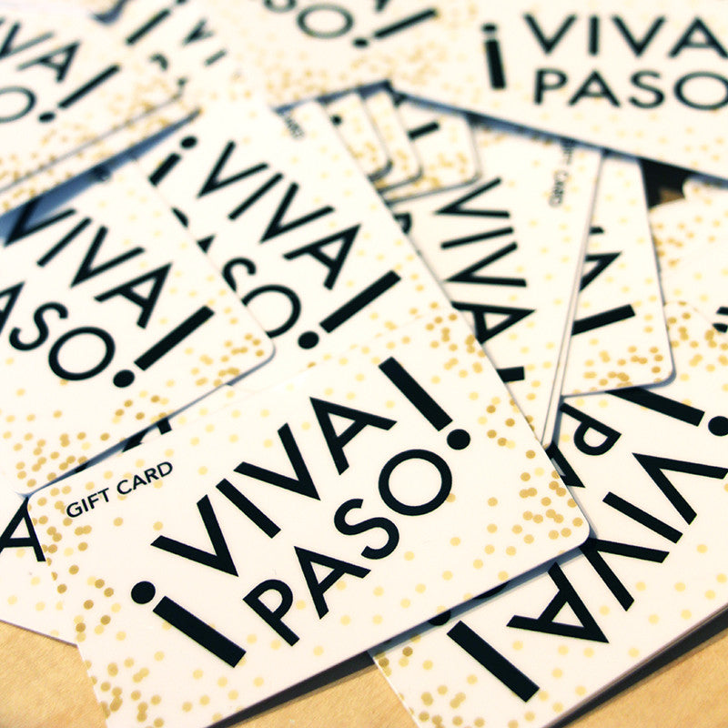 Viva Gift Cards Are Here!