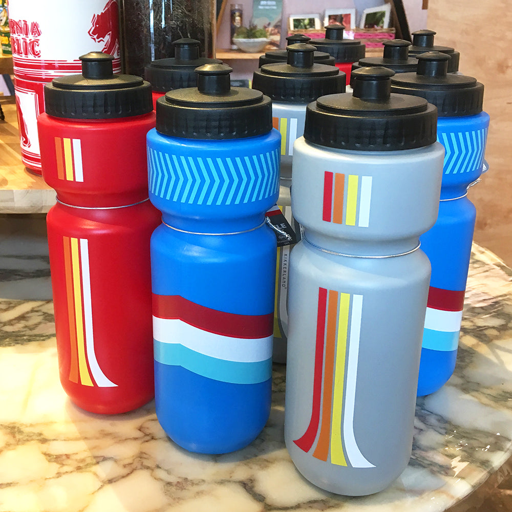 New Retro Water Bottles Are Here!