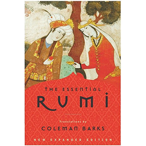 Book - The Essential Rumi