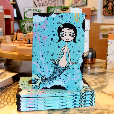 Book - Mermaid Journal By Jeff Claassen