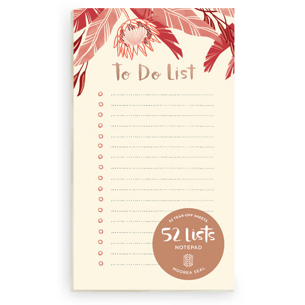 Notepad - 52 Lists, To Do
