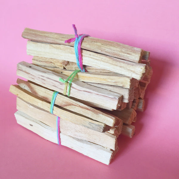 Incense - Palo Santo Bundle