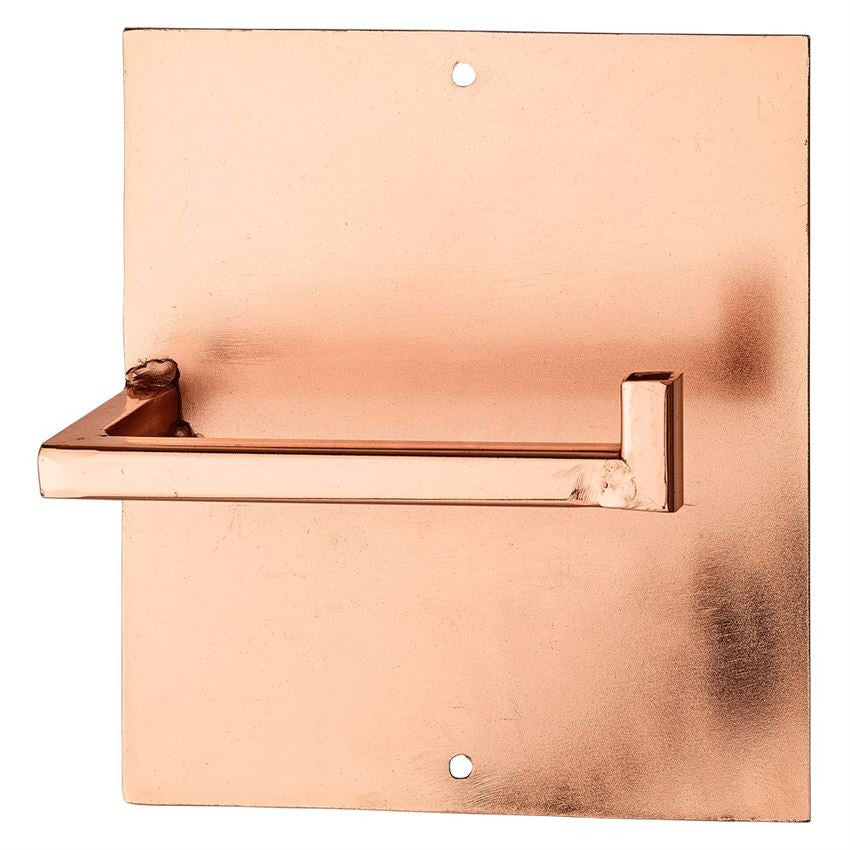 Toilet Paper Holder - Copper