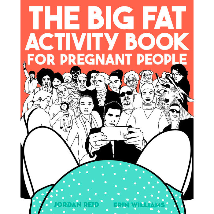 Book - The Big Activity Book For Pregnant People