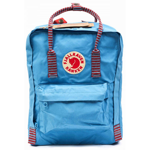 Backpack - Kanken, Air Blue With Pinstripe