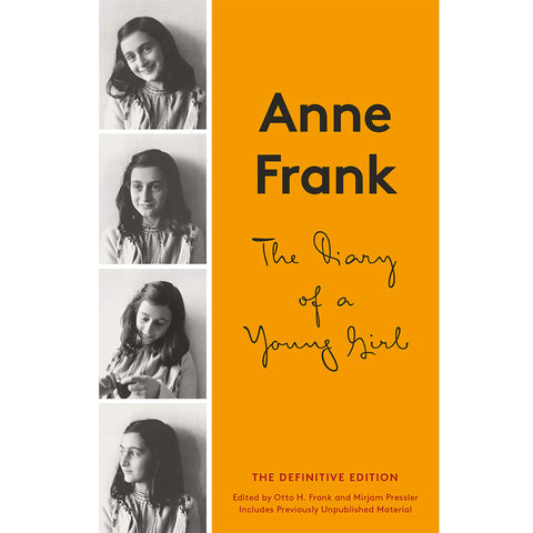 Book - Anne Frank, The Diary Of A Young Girl, The Definitive Edition