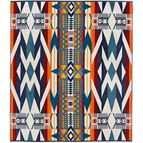 Pendleton - Beach Towel For 2, Fire Legend, Sunset