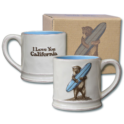 Mug - CA Surf Bear