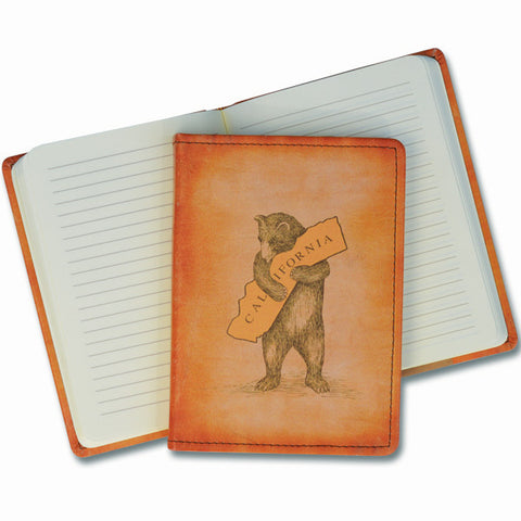 Book, Journal - CA Bear Hug