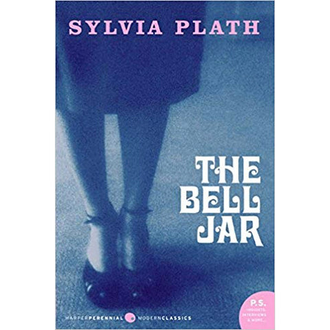 Book - The Bell Jar By Sylvia Plath