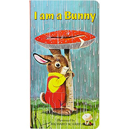 Book - I Am A Bunny by Ole Risom