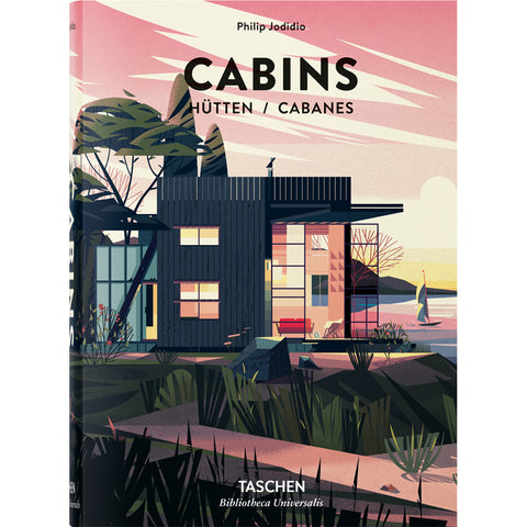 Book - Cabins By Philip Jodidio
