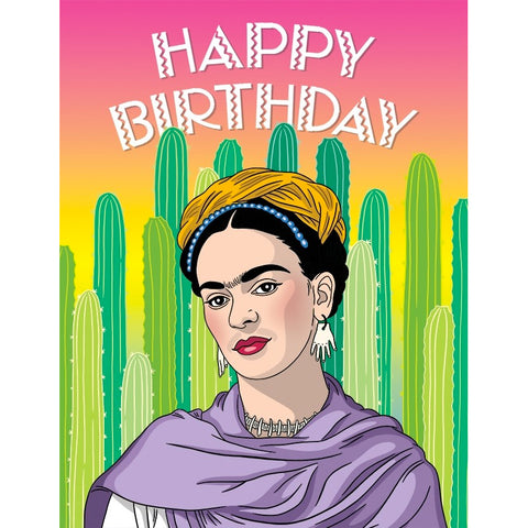 Card - Frida Cacti