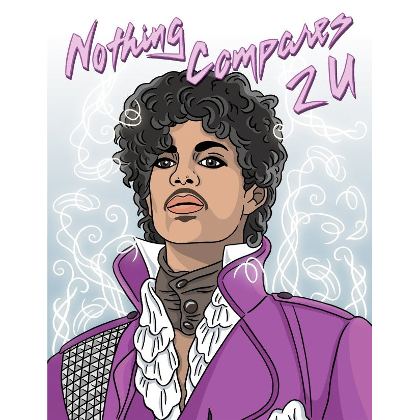 Card - Prince, Nothing Compares To You